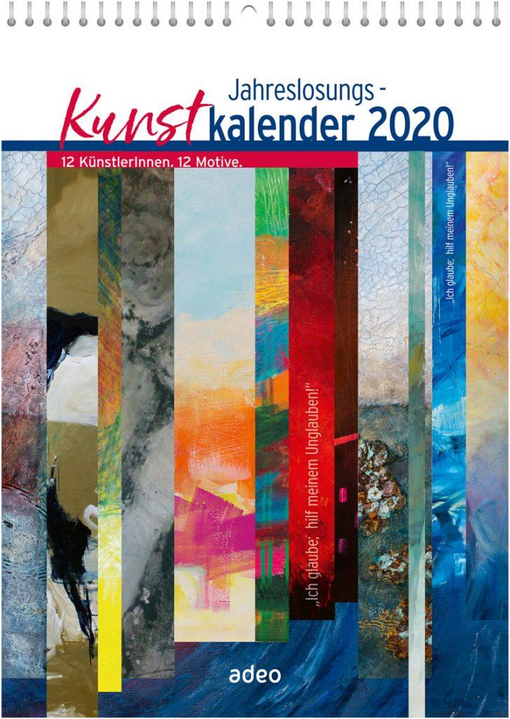 Kunst-Kalender Jahreslosung 2020 01