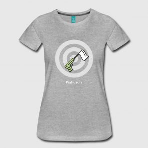 Jahreslosung 2019 Frauen T-Shirt