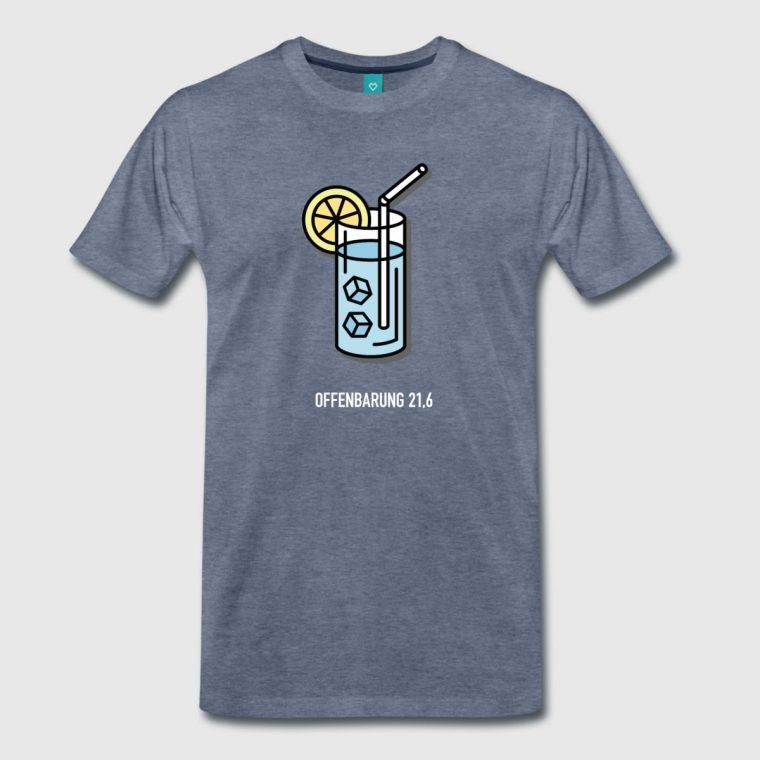 Jahreslosung 2018 Männer T-Shirt