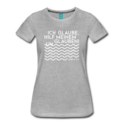 Jahreslosung 2020 T-Shirt Vers Frauen