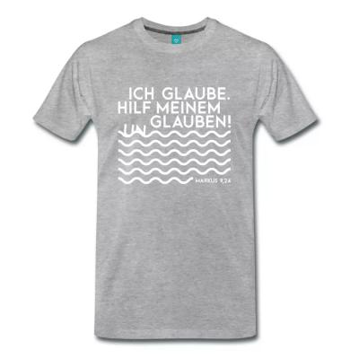 Jahreslosung 2020 T-Shirt Vers Männer