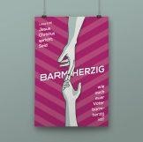 Jahreslosung 2021 Poster