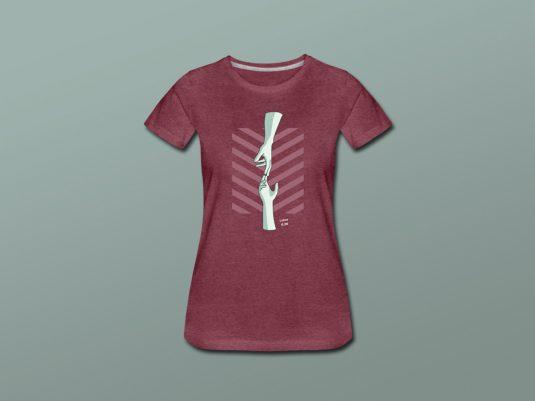 Jahreslosung 2021 T-Shirt